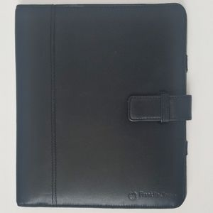 Franklin Covey IPad Case Black Leather